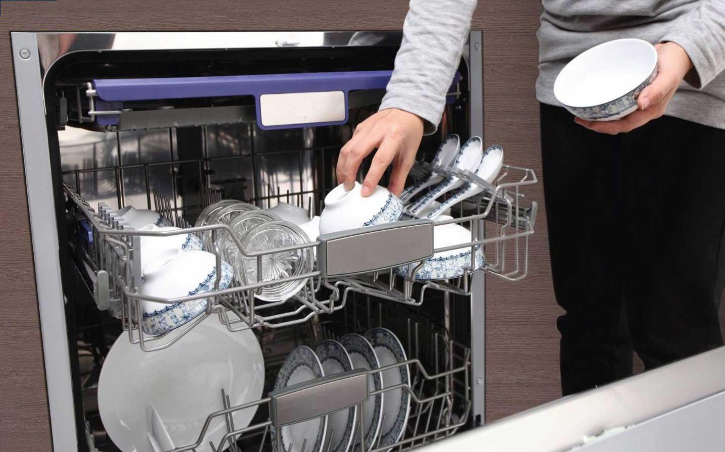 Lưu ý mua máy rửa bát Panasonic