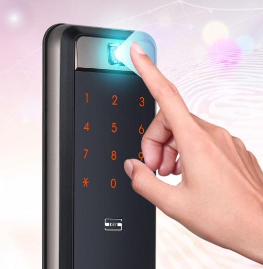 Sử dụng công nghệ vân tay đa điểm, công nghệ vân tay tốt nhất hiện nay.