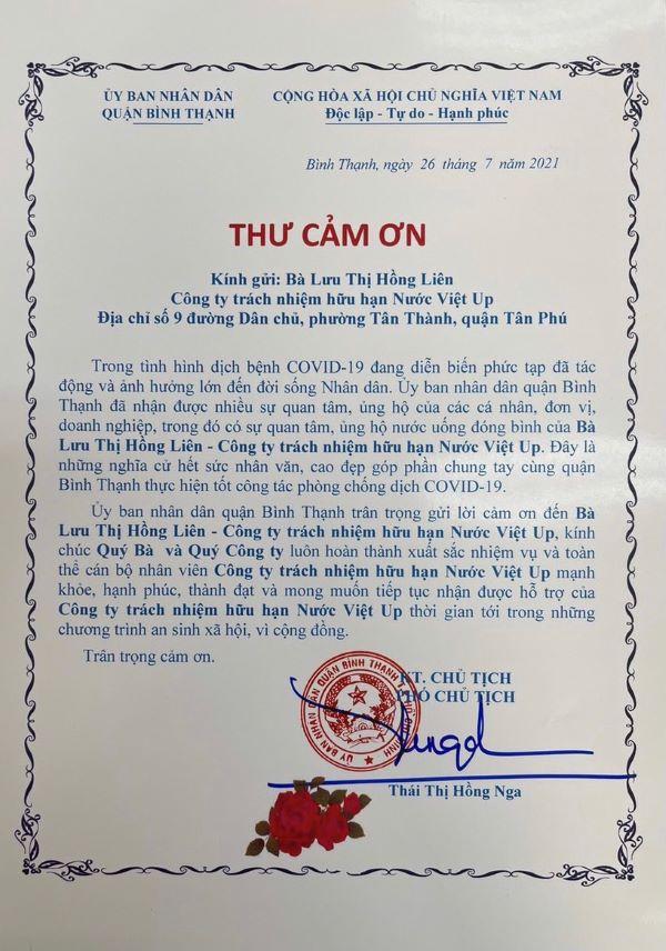 Chung tay thực hiện công tác phòng dịch cùng TP. Hồ Chí Minh và cả nước